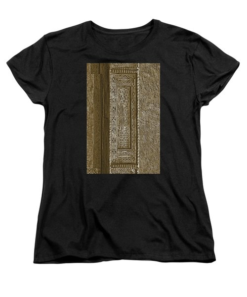 Carving - 5 Women's T-Shirt (Standard Cut) by Nikolyn McDonald