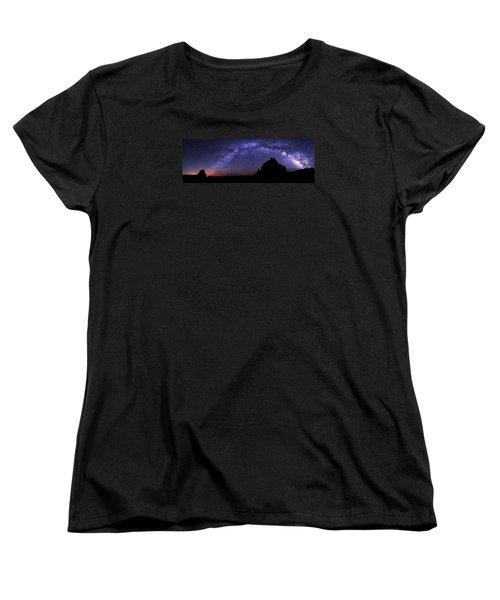 Celestial Arch Women's T-Shirt (Standard Fit)