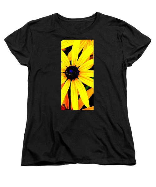 Center Of Attention Women's T-Shirt (Standard Cut) by Antonia Citrino