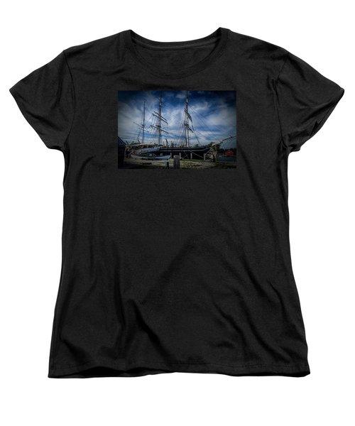 Charles W. Morgan #2 Women's T-Shirt (Standard Cut)