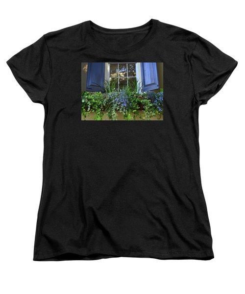 Charleston Flower Box 3 Women's T-Shirt (Standard Cut)