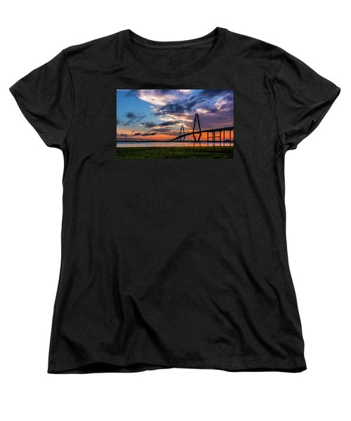 Women's T-Shirt (Standard Cut) featuring the photograph Charleston by RC Pics