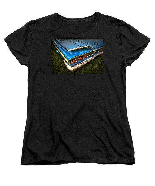 Chev One Women's T-Shirt (Standard Cut) by Jerry Golab