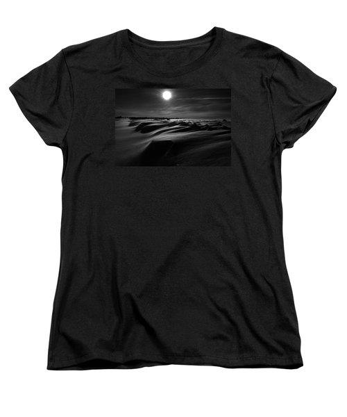 Chills Of Comfort Women's T-Shirt (Standard Cut) by Jerry Cordeiro
