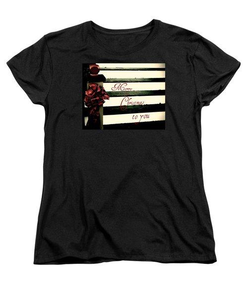 Christmas No. Eleven Women's T-Shirt (Standard Cut)