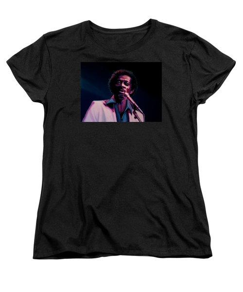 Chuck Berry Women's T-Shirt (Standard Cut)