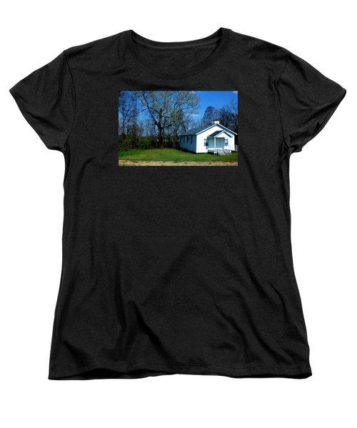 Church Highway 61 Women's T-Shirt (Standard Cut)