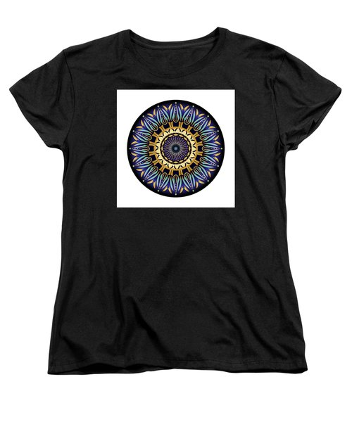 Circularium No 2641 Women's T-Shirt (Standard Cut) by Alan Bennington