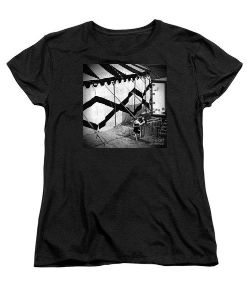 Circus Conversation Women's T-Shirt (Standard Cut) by Silvia Ganora