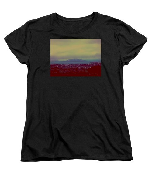 City Of Dream Women's T-Shirt (Standard Cut) by Dr Loifer Vladimir