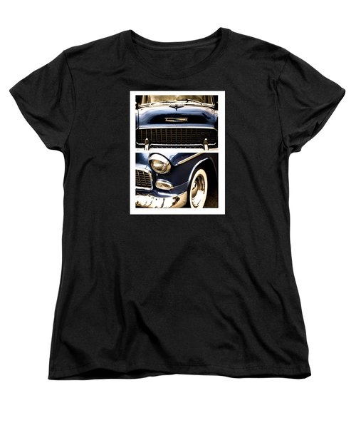Classic Duo 4 Women's T-Shirt (Standard Cut) by Ryan Weddle