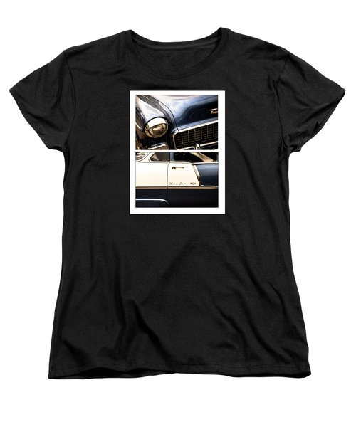 Classic Duo 5 Women's T-Shirt (Standard Cut) by Ryan Weddle