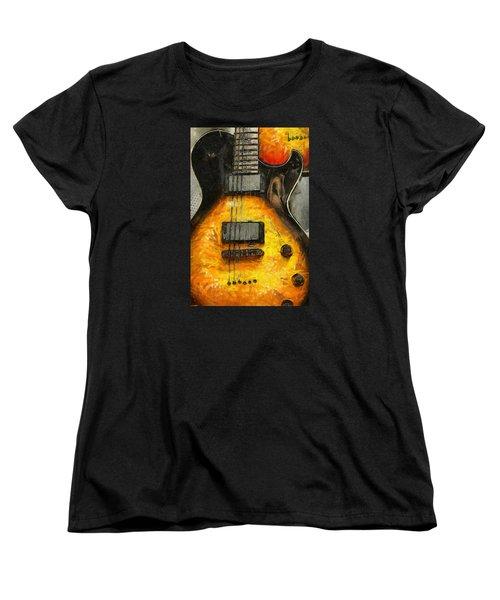 Classic Rock Women's T-Shirt (Standard Cut) by Brian Davis