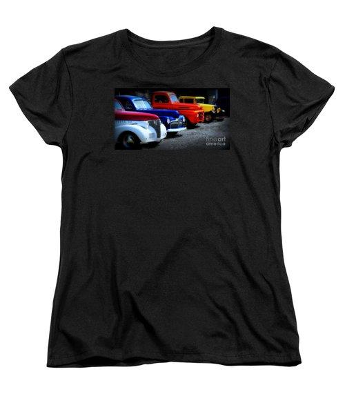 Classics Women's T-Shirt (Standard Cut) by Perry Webster