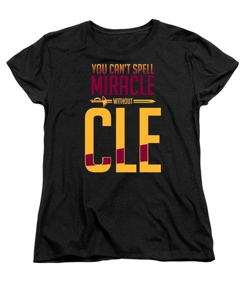 cle Women's T-Shirt (Standard Cut)