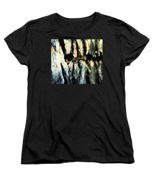 Women's T-Shirt (Standard Cut) featuring the photograph Cliff Dwellings by Lenore Senior