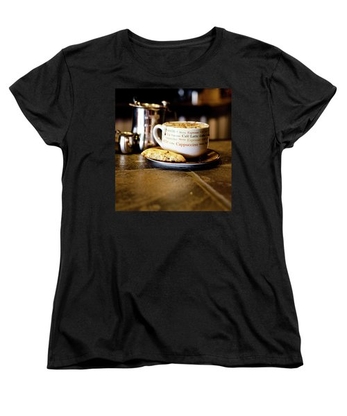 Coffee Bar Women's T-Shirt (Standard Cut)