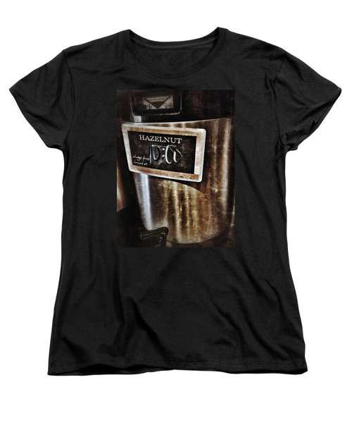 Coffee Time Women's T-Shirt (Standard Cut) by Mark David Gerson