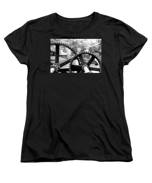 Cogs Women's T-Shirt (Standard Cut)