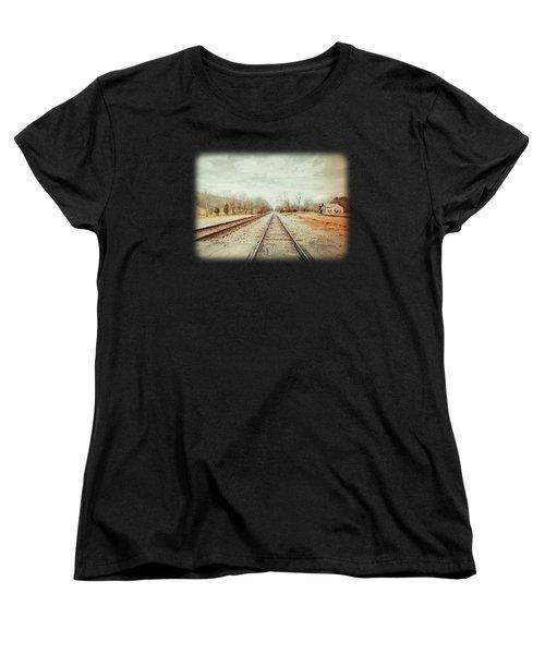 Col. Larmore's Link Women's T-Shirt (Standard Cut) by Anita Faye