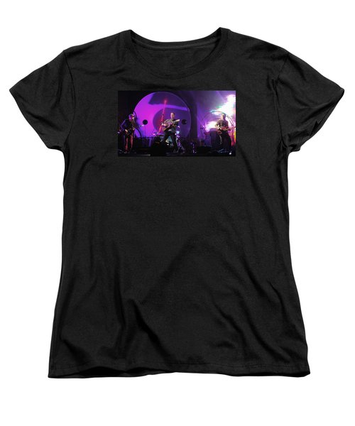 Coldplay5 Women's T-Shirt (Standard Cut) by Rafa Rivas