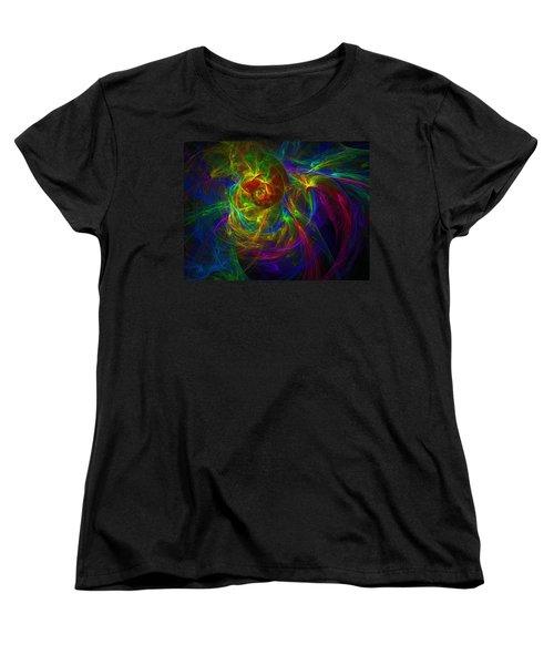 Conceptual Alchemy Women's T-Shirt (Standard Cut) by Lyle Hatch