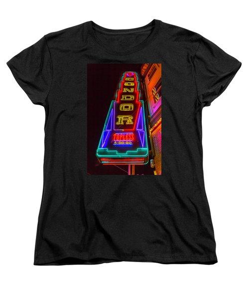 Condor Neon Women's T-Shirt (Standard Cut)