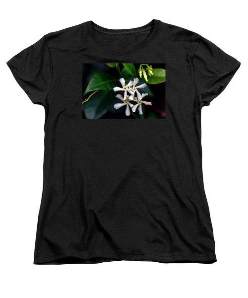 Confederate Jasmine Women's T-Shirt (Standard Cut) by Sennie Pierson