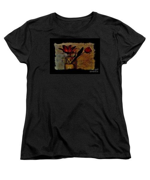Contemporary Still Life Women's T-Shirt (Standard Cut)