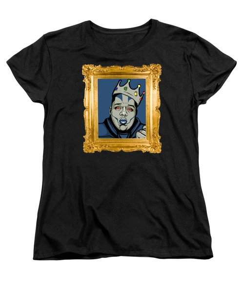 Crooklyn's Finest Women's T-Shirt (Standard Cut) by Cg