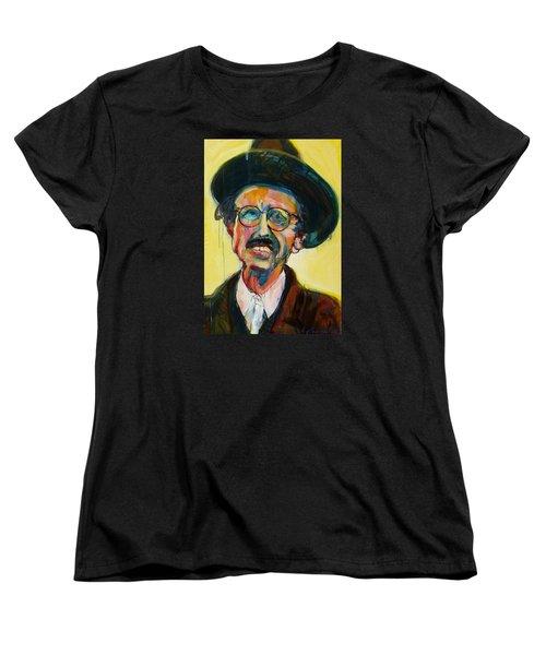 Crumb Women's T-Shirt (Standard Cut) by Les Leffingwell