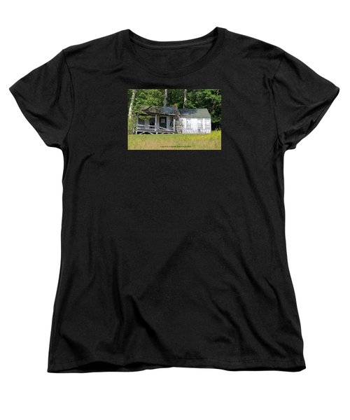 Crumbling Women's T-Shirt (Standard Cut)