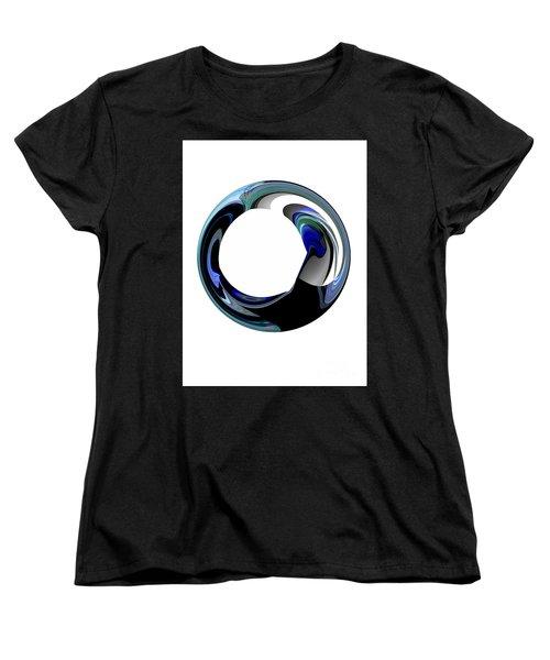 Crystal Alliance Women's T-Shirt (Standard Cut) by Thibault Toussaint
