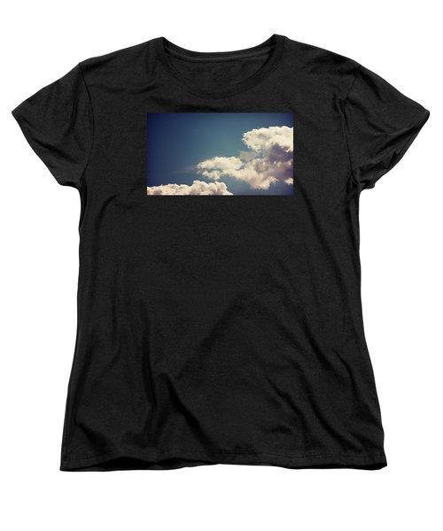 Cumulus Women's T-Shirt (Standard Cut) by Joseph Westrupp