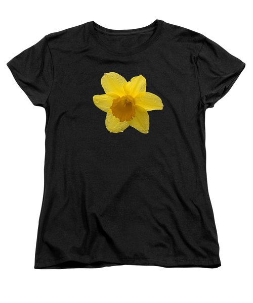 Daffodil Women's T-Shirt (Standard Cut) by  Newwwman