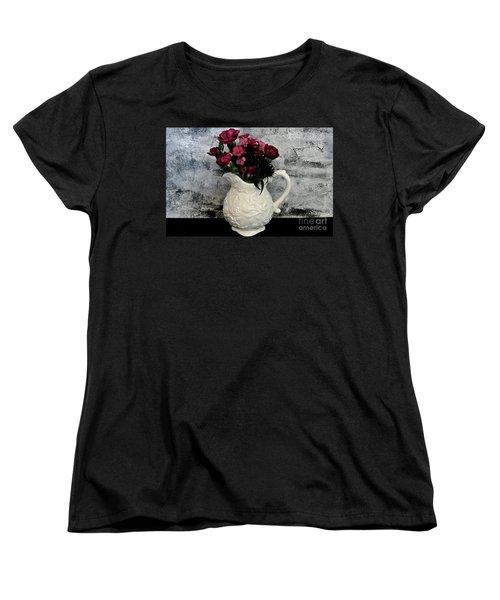 Dainty Flowers Women's T-Shirt (Standard Cut)