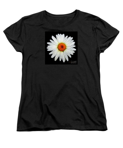 Daisy  Women's T-Shirt (Standard Cut) by Patricia L Davidson