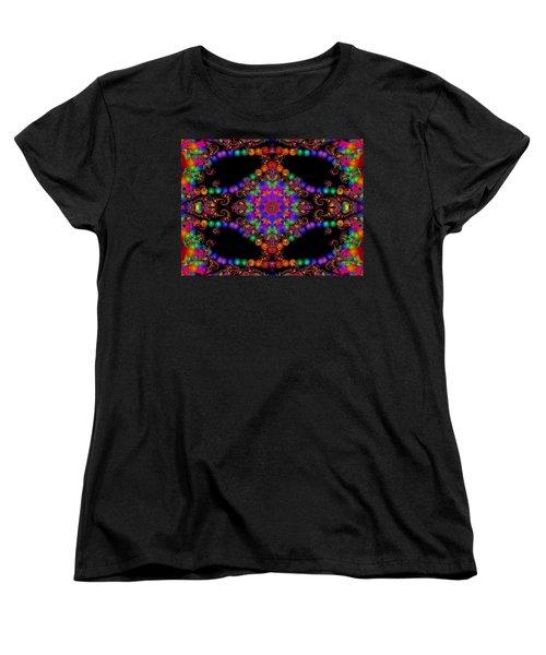 Women's T-Shirt (Standard Cut) featuring the digital art Dakota by Robert Orinski