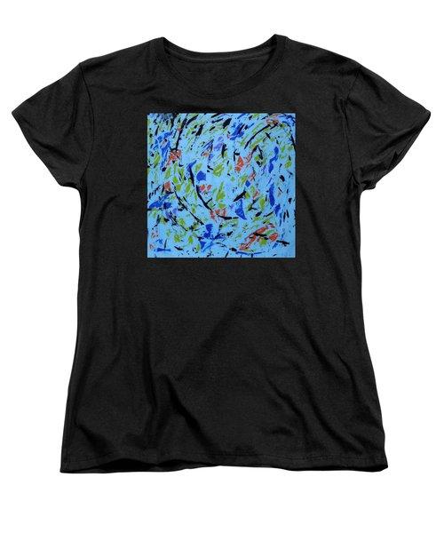 Dancing Light Women's T-Shirt (Standard Cut)