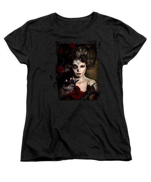 Darkside Sugar Doll Women's T-Shirt (Standard Cut)