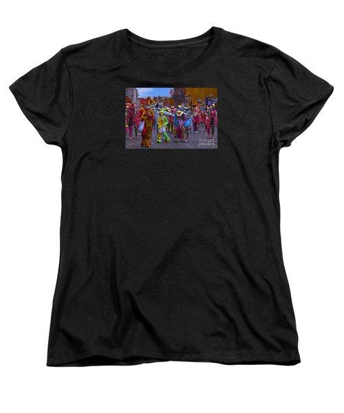 Day Of The Crazies 2013 Women's T-Shirt (Standard Cut) by John  Kolenberg