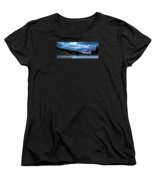 Daybreak Women's T-Shirt (Standard Cut) by Fran Riley