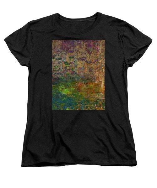 Daybreak Women's T-Shirt (Standard Cut) by The Art Of JudiLynn