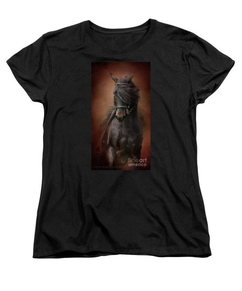 Desparate' IIi Women's T-Shirt (Standard Cut) by Kathy Russell
