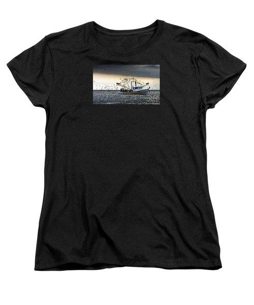 Desperado  Women's T-Shirt (Standard Cut) by Christy Ricafrente