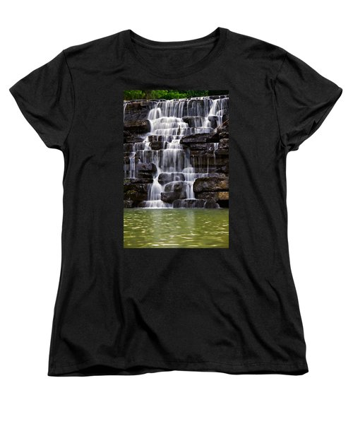 Devil Women's T-Shirt (Standard Cut) by Lana Trussell