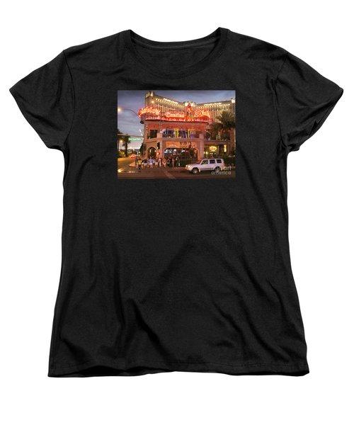 Diablo's Cantina In Las Vegas Women's T-Shirt (Standard Cut) by RicardMN Photography