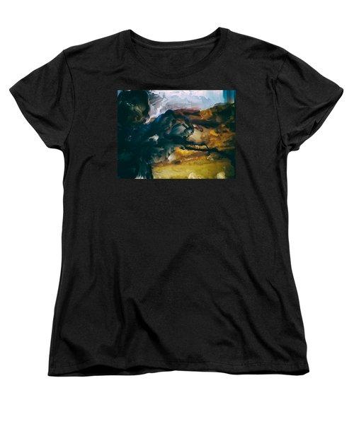Donald Rumsfeld Gwot Vision Women's T-Shirt (Standard Cut) by Brian Reaves