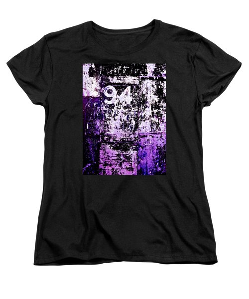 Door 94 Perception Women's T-Shirt (Standard Cut) by Bob Orsillo