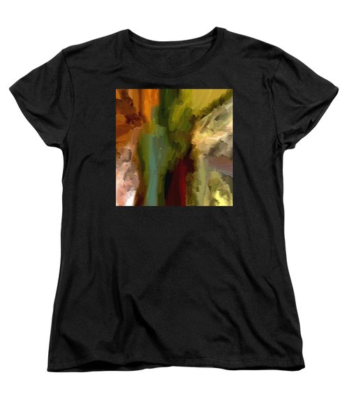 Double Indemnity Women's T-Shirt (Standard Cut) by Ely Arsha